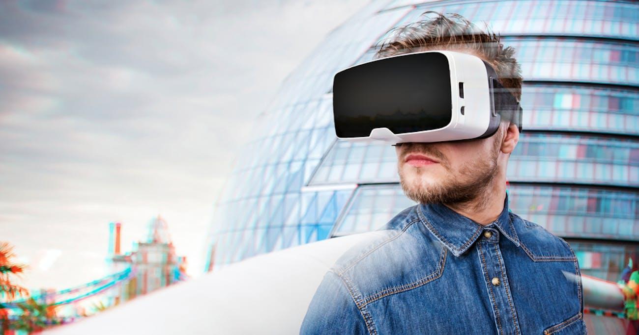 Nu tar VR-tekniken klivet in i affärsvärlden – på allvar.
